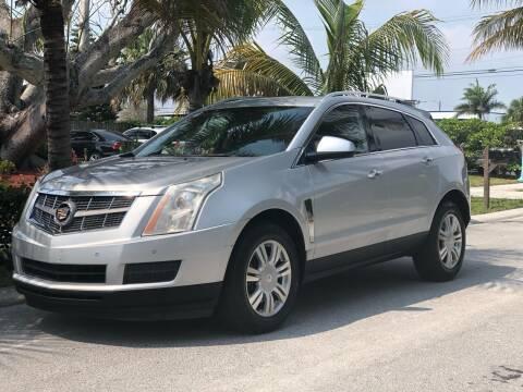 2011 Cadillac SRX for sale at L G AUTO SALES in Boynton Beach FL