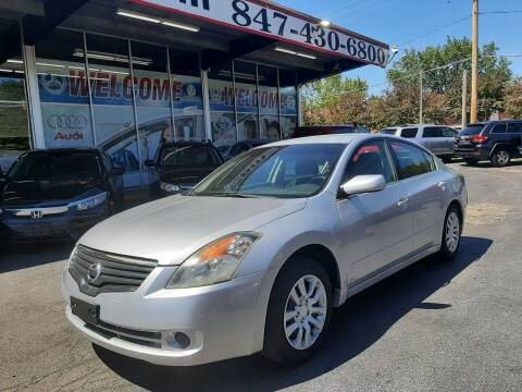 2008 Nissan Altima for sale at TOP YIN MOTORS in Mount Prospect IL