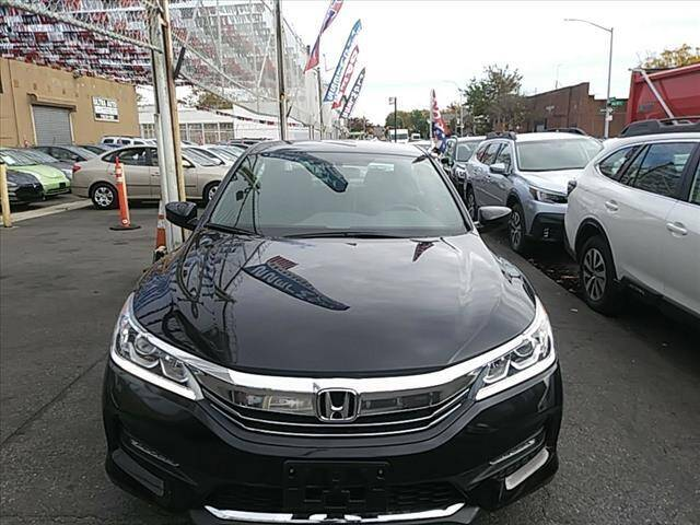 2017 Honda Accord for sale at Ultra Auto Enterprise in Brooklyn NY