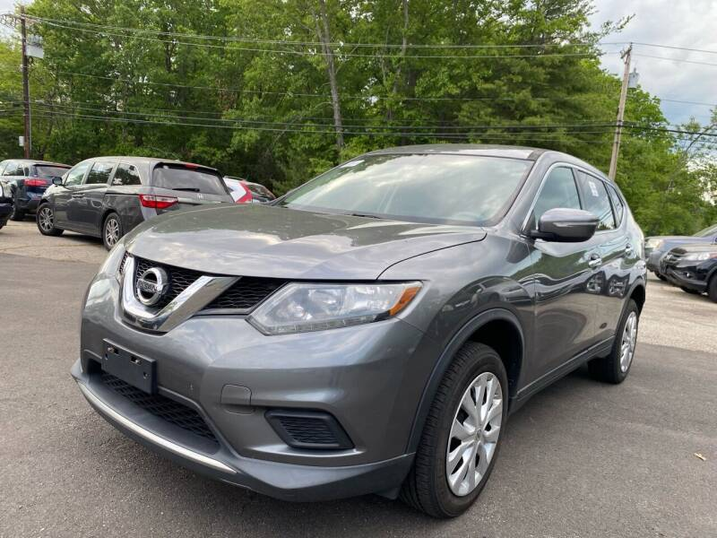 2014 Nissan Rogue for sale at Royal Crest Motors in Haverhill MA