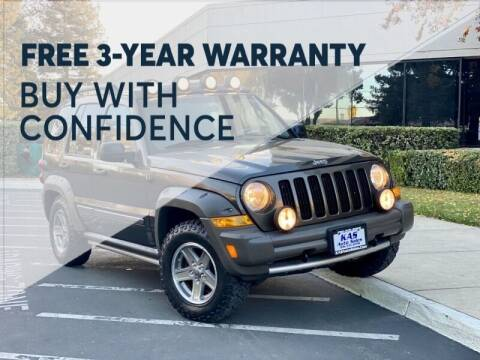 2006 Jeep Liberty for sale at KAS Auto Sales in Sacramento CA