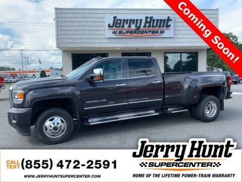 2015 GMC Sierra 3500HD for sale at Jerry Hunt Supercenter in Lexington NC