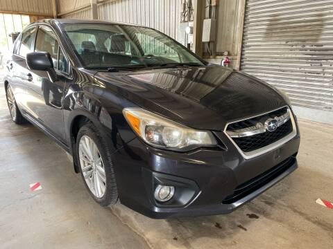 2012 Subaru Impreza for sale at Philadelphia Public Auto Auction in Philadelphia PA
