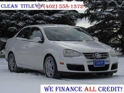2009 Volkswagen Jetta for sale at NY AUTO SALES in Omaha NE