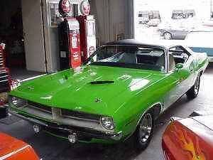 1970 Plymouth Barracuda for sale at Haggle Me Classics in Hobart IN