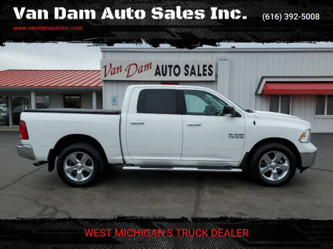 2018 RAM Ram Pickup 1500 for sale at Van Dam Auto Sales Inc. in Holland MI