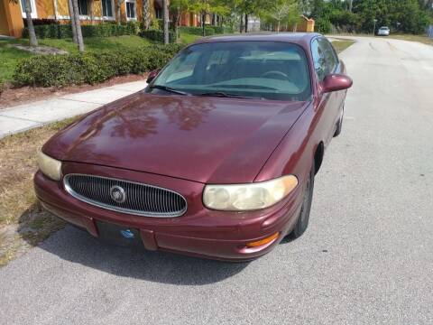 2000 Buick LeSabre for sale at LAND & SEA BROKERS INC in Deerfield FL