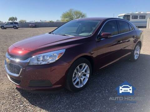 2016 Chevrolet Malibu Limited for sale at MyAutoJack.com @ Auto House in Tempe AZ