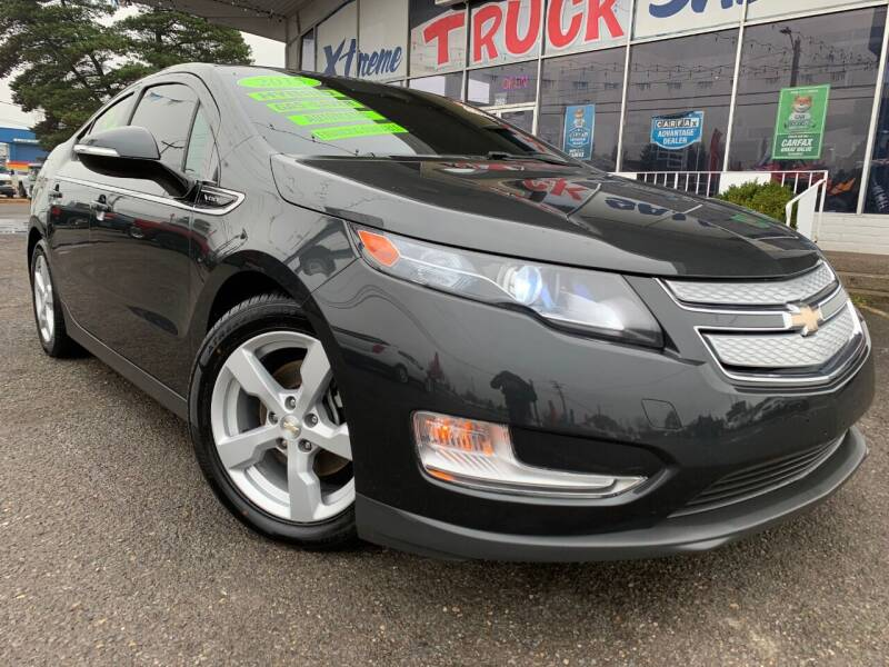 2015 Chevrolet Volt for sale at Xtreme Truck Sales in Woodburn OR
