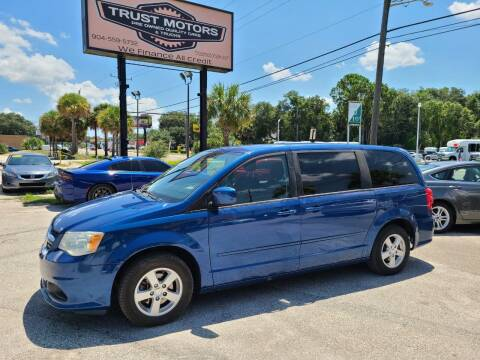 2011 Dodge Grand Caravan for sale at Trust Motors in Jacksonville FL