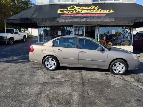 2007 Chevrolet Malibu for sale at Credit Connection Auto Sales Inc. YORK in York PA