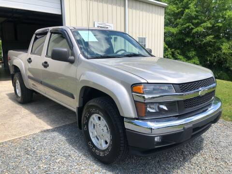 2004 Chevrolet Colorado for sale at Robinson Automotive in Albemarle NC