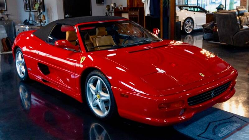 Used Ferrari F355 For Sale In Cleveland Oh Carsforsale Com