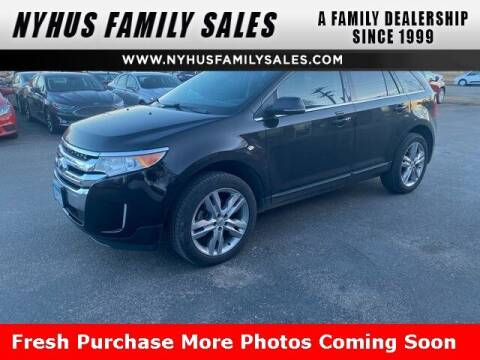 2014 Ford Edge for sale at Nyhus Family Sales in Perham MN