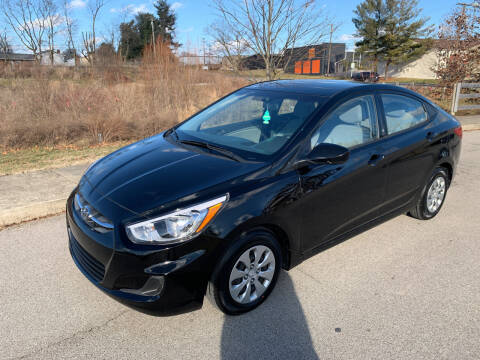 2016 Hyundai Accent for sale at Abe's Auto LLC in Lexington KY