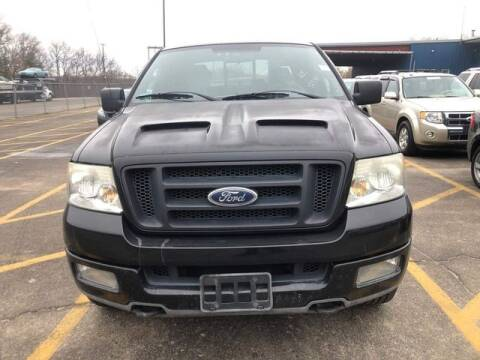 2004 Ford F-150 for sale at Plymouthe Motors in Leominster MA