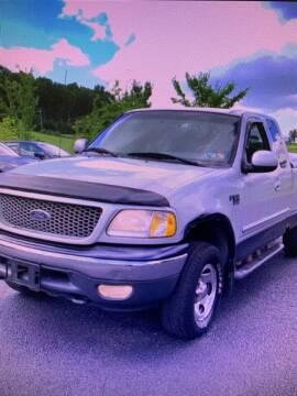 2001 Ford F-150 for sale at Delong Motors in Fredericksburg VA