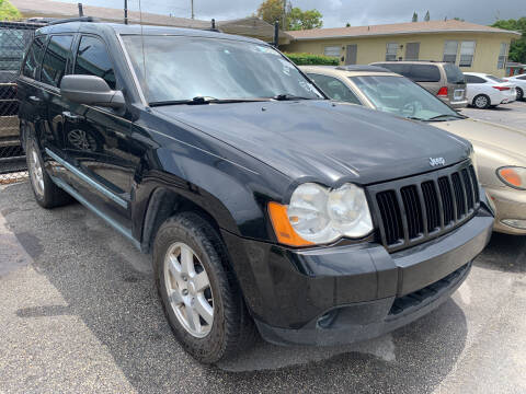 2009 Jeep Grand Cherokee for sale at Naber Auto Trading in Hollywood FL