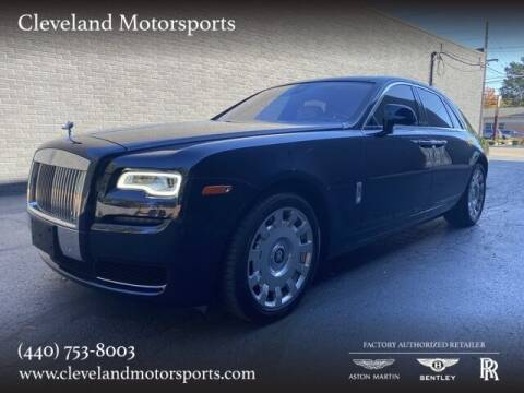 2015 Rolls-Royce Ghost for sale at Drive Options in North Olmsted OH