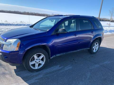 2005 Chevrolet Equinox for sale at Major Motors Automotive Group LLC in Ramsey MN