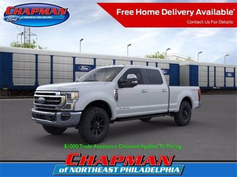 2022 Ford F-350 Super Duty for sale at CHAPMAN FORD NORTHEAST PHILADELPHIA in Philadelphia PA