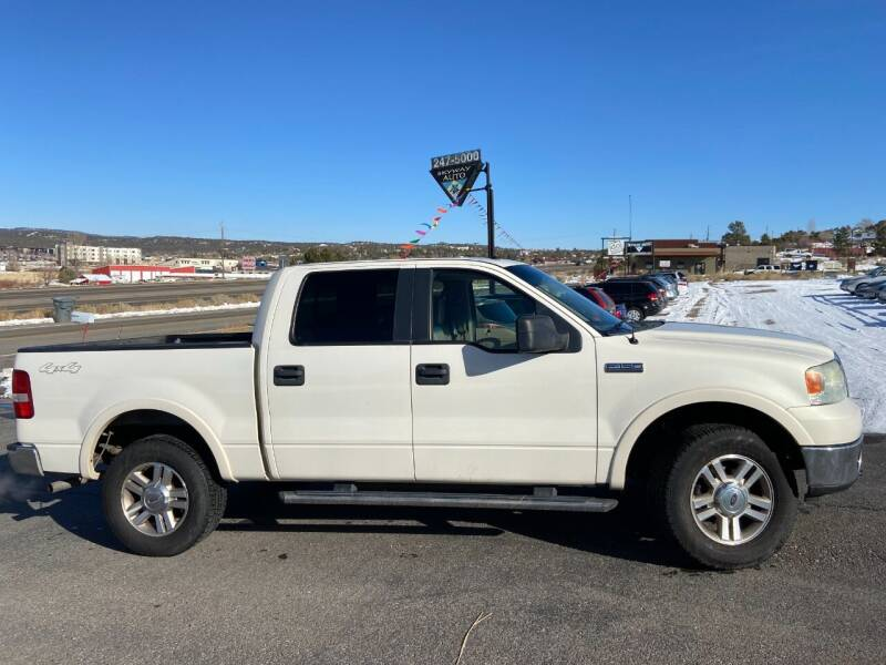 2008 Ford F-150 for sale at Skyway Auto INC in Durango CO
