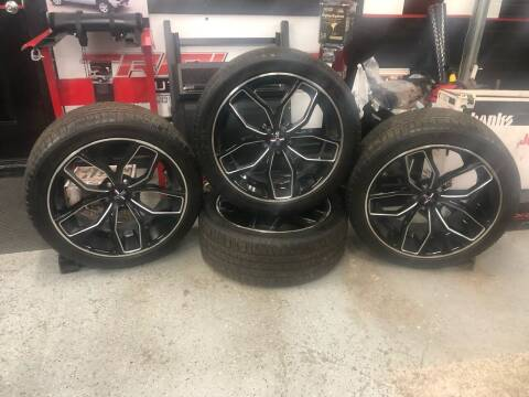 2021 FORD MUSTANG FOOSE OUTCAST WHEELS for sale at Triple C Auto Sales in Gainesville TX