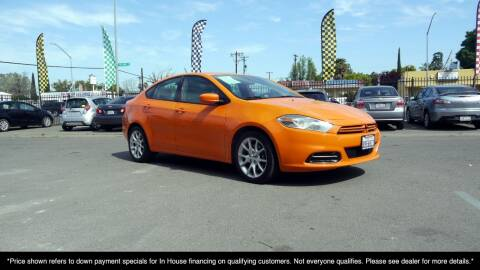 2013 Dodge Dart for sale at Westland Auto Sales on 7th in Fresno CA