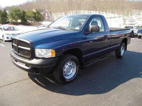 2005 Dodge Ram Pickup 1500 for sale at 1-2-3 AUTO SALES, LLC in Branchville NJ