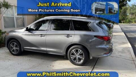 2017 Infiniti QX60 for sale at PHIL SMITH AUTOMOTIVE GROUP - Phil Smith Chevrolet in Lauderhill FL