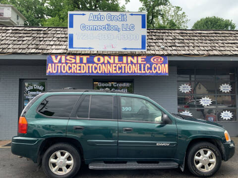 2005 GMC Envoy for sale at Auto Credit Connection LLC in Uniontown PA