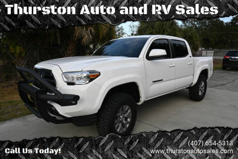 2019 Toyota Tacoma for sale at Thurston Auto and RV Sales in Clermont FL