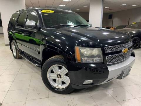 2007 Chevrolet Tahoe for sale at Cj king of car loans/JJ's Best Auto Sales in Troy MI
