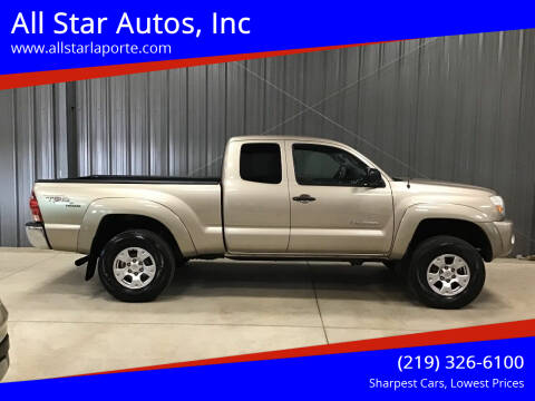 2005 Toyota Tacoma for sale at All Star Autos, Inc in La Porte IN
