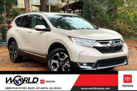 2019 Honda CR-V for sale at CU Carfinders in Norcross GA