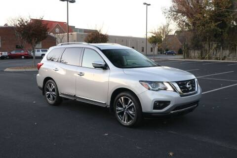 2018 Nissan Pathfinder for sale at Auto Collection Of Murfreesboro in Murfreesboro TN