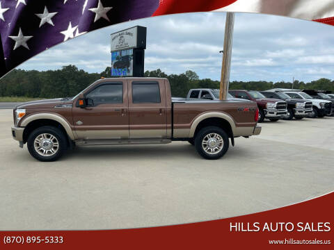 2011 Ford F-350 Super Duty for sale at Hills Auto Sales in Salem AR