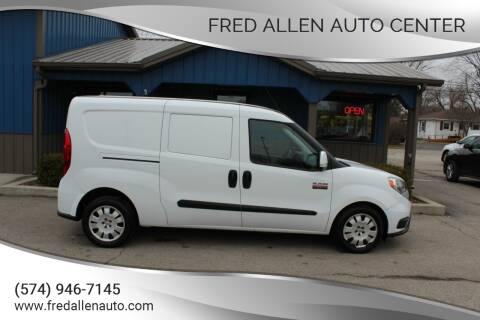 2016 RAM ProMaster City Cargo for sale at Fred Allen Auto Center in Winamac IN