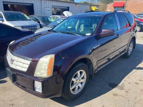 2008 Cadillac SRX for sale at Noel Motors LLC in Griffin GA