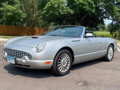 2004 Ford Thunderbird for sale at Affordable Auto Sales in Cambridge MN