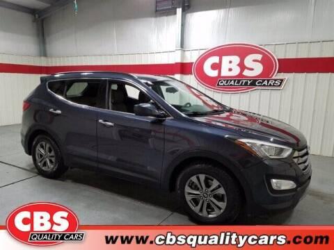 2015 Hyundai Santa Fe Sport for sale at CBS Quality Cars in Durham NC