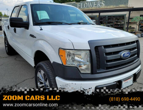 2011 Ford F-150 for sale at ZOOM CARS LLC in Sylmar CA