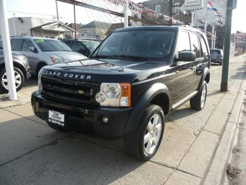 2005 Land Rover LR3 for sale at CAR CENTER INC in Chicago IL