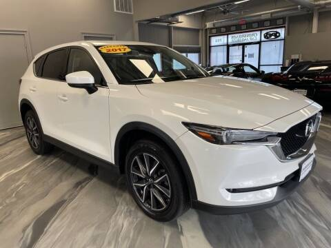 2017 Mazda CX-5 for sale at Crossroads Car & Truck in Milford OH
