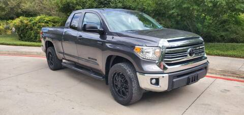 2017 Toyota Tundra for sale at Motorcars Group Management - Bud Johnson Motor Co in San Antonio TX