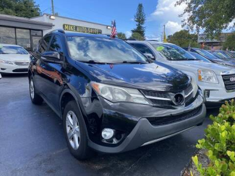2014 Toyota RAV4 for sale at Mike Auto Sales in West Palm Beach FL