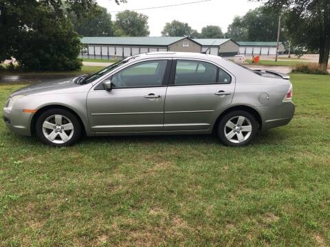 2009 Ford Fusion for sale at Velp Avenue Motors LLC in Green Bay WI