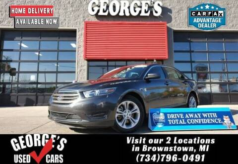 2018 Ford Taurus for sale at George's Used Cars - Pennsylvania & Allen in Brownstown MI