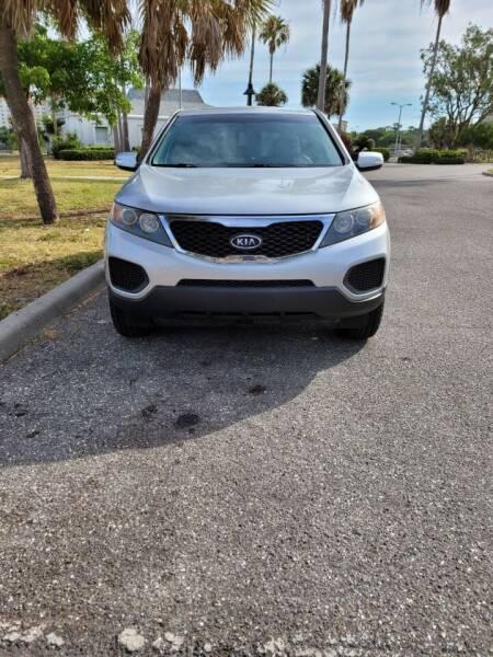 2011 Kia Sorento for sale at ATA   AUTO SALES INC in Sarasota FL