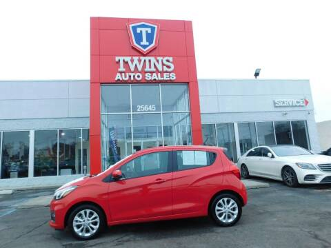 2020 Chevrolet Spark for sale at Twins Auto Sales Inc Redford 1 in Redford MI